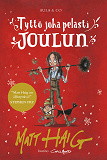 Cover for Tyttö joka pelasti joulun