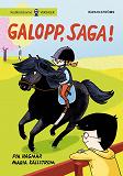 Cover for Saga och Max 3 - Galopp, Saga!