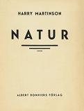 Cover for Natur : Dikter