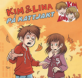 Cover for Kim & Lina på kattjakt