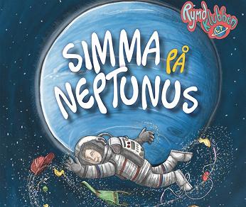 Cover for Simma på Neptunus