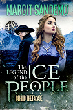 Cover for The Ice People 18 - Behind The Facade