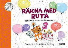 Cover for Räkna med Ruta : Dela och plussa på kalaset