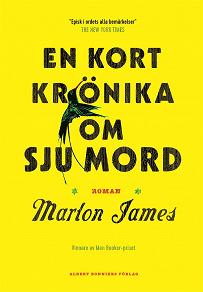 Cover for En kort krönika om sju mord