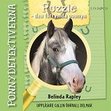 Cover for Ponnydetektiverna. Puzzle – den förrymda ponnyn