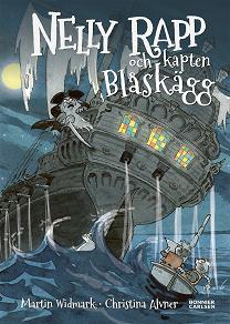 Cover for Nelly Rapp och kapten Blåskägg
