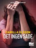 Cover for Det ingen sade