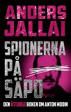 Cover for Spionerna på Säpo