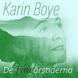 Cover for Karin Boye - De fyra årstiderna