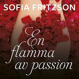Cover for En flamma av passion