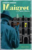 Cover for Maigrets första fall