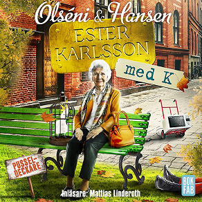 Cover for Ester Karlsson med K