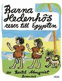 Cover for Barna Hedenhös reser till Egypten