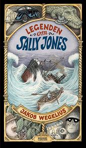 Cover for Legenden om Sally Jones