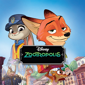 Cover for Zootropolis