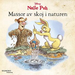 Cover for Nalle Puh - Massor av skoj i naturen