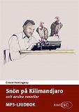 Cover for Snön på Kilimandjaro och andra noveller