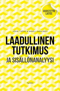 Cover for Laadullinen tutkimus ja sisällönanalyysi