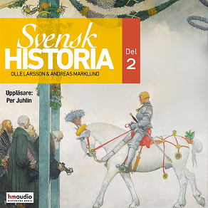 Cover for Svensk historia, del 2