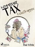 Cover for Kommissarie Tax: Konstkuppen