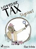 Cover for Kommissarie Tax: Tågrånet
