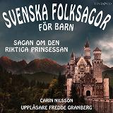 Cover for Svenska folksagor för barn - Del 2