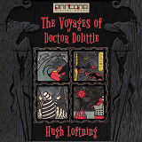 Cover for The Voyages of Doctor Dolittle