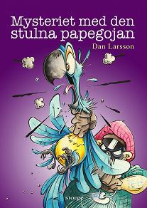 Cover for Mysteriet med den stulna papegojan