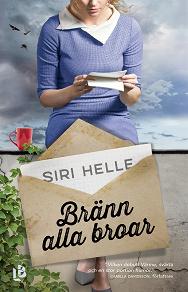 Cover for Bränn alla broar