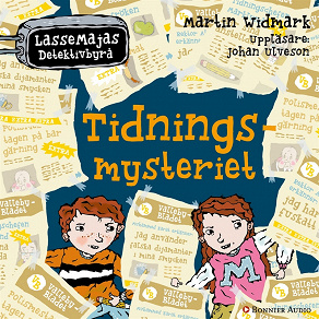 Cover for Tidningsmysteriet