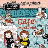 Cover for Cafémysteriet