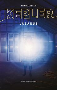 Cover for Lazarus