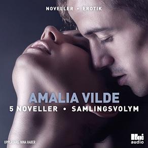 Cover for Amalia Vilde 5 noveller samlingsvolym