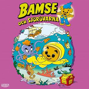 Cover for Bamse och sjörövarna