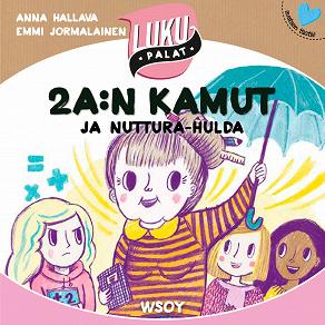 Cover for 2 A:n kamut ja Nuttura-Hulda