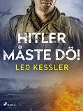 Cover for Hitler måste dö!