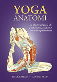 Cover for Yoga: anatomi