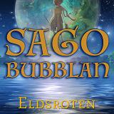 Cover for Sagobubblan : Eldsroten