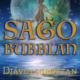 Cover for Sagobubblan : Djävulsgrottan