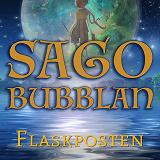Cover for Sagobubblan : Flaskposten