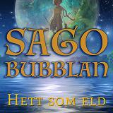 Cover for Sagobubblan : Hett som eld
