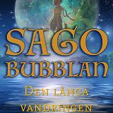 Cover for Sagobubblan : Den långa vandringen