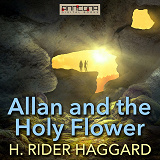 Cover for Allan and the Holy Flower