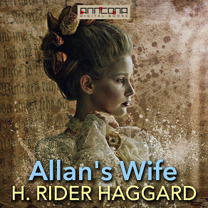 Cover for Allan's Wife