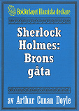 Cover for Sherlock Holmes: Problemet brons gåta – Återutgivning av text från 1923