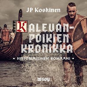 Cover for Kalevanpoikien kronikka