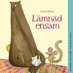 Cover for Lämnad ensam