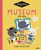 Cover for Vännerna fixar museum till alla