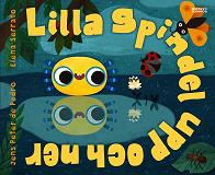 Cover for Lilla spindel upp och ner