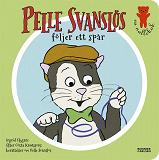 Cover for Pelle Svanslös följer ett spår